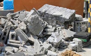 家の周りプチ解体
